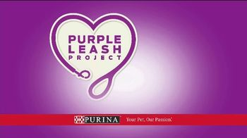 Purina Beggin' TV Spot, 'Bonkers for Beggin: Purple Leash Project' Song by Johnny Wishbone - Thumbnail 8