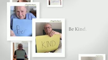 Anthology Senior Living TV Spot, 'Be Kind' Song by Mica Emory