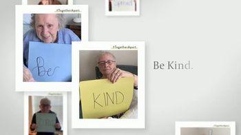 Anthology Senior Living TV Spot, 'Be Kind' Song by Mica Emory