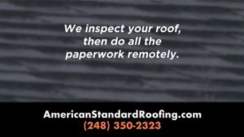 American Standard Roofing TV Spot, 'No Need to Put It Off' - Thumbnail 3