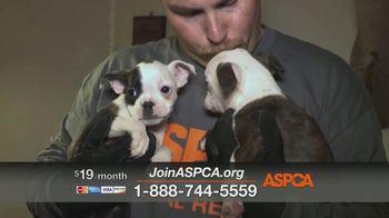 ASPCA TV Spot, 'Rescuer Tim Rickey's Story: Free Membership Kit' - Thumbnail 6
