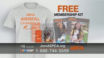 ASPCA TV Spot, 'Rescuer Tim Rickey's Story: Free Membership Kit' - Thumbnail 7