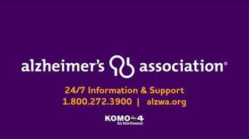 Alzheimer's Association TV Spot, 'You're Not Alone' - Thumbnail 6