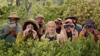 XFINITY TV Spot, \'Peacock TV: Bird Watching\'  Featuring Amy Poehler