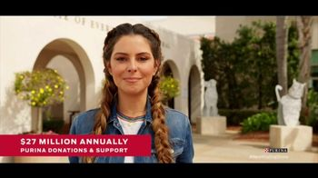 Purina TV Spot, 'Food Donations for Adoptable Dogs From Purina and the BHDS' feat. Maria Menounos - Thumbnail 4