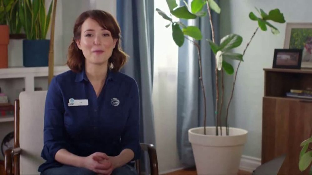 AT&T Fiber TV Commercial, 'Working From Home: More Bandwidth: Haircut Tutorial'
