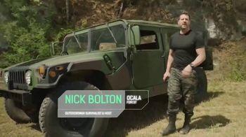 TacPutty TV Spot, 'Permanent Fix' Featuring Nick Bolton - Thumbnail 2