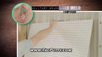 TacPutty TV Spot, 'Permanent Fix' Featuring Nick Bolton - Thumbnail 4