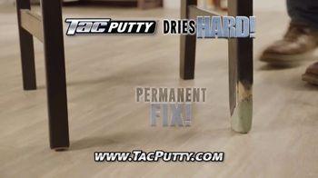 TacPutty TV Spot, 'Permanent Fix' Featuring Nick Bolton - Thumbnail 6