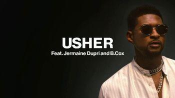 Verizon TV Spot, 'Pay It Forward: Usher Featuring Jermaine Dupri and B. Cox' Song by Usher - Thumbnail 7