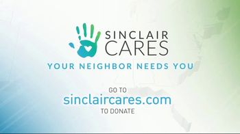 Sinclair Cares TV Spot, 'Thank You America: National Fundraising Goal' - Thumbnail 7
