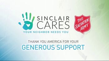 Sinclair Cares TV Spot, 'Thank You America: National Fundraising Goal' - Thumbnail 1