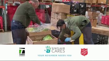 Sinclair Cares TV Spot, 'Thank You America: National Fundraising Goal' - Thumbnail 2