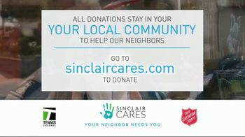 Sinclair Cares TV Spot, 'Thank You America: National Fundraising Goal'