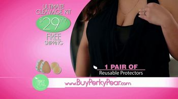 Perky Pear Ultimate Cleavage Kit TV Spot, 'A Solution for Every Look' - Thumbnail 9