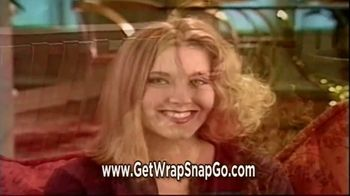 Wrap Snap & Go! TV Spot, 'Lift and Volume' - Thumbnail 6