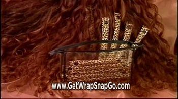 Wrap Snap & Go! TV Spot, 'Lift and Volume' - Thumbnail 8