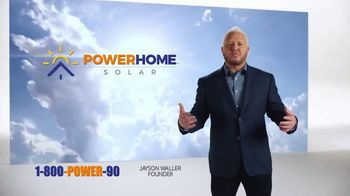 Power Home Solar & Roofing TV Spot, 'Trying Times: $1,800 Off' Song by Hair