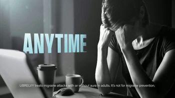 UBRELVY TV Spot, 'Anytime, Anywhere: Endless Orders' - Thumbnail 3