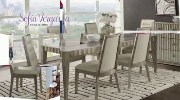 Rooms to Go Memorial Day Sale TV Spot, 'Sofia Vergara Collection Dining Sets: $888' - Thumbnail 4