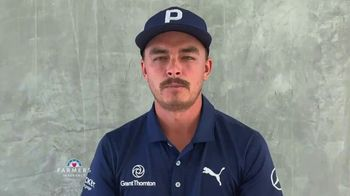 Farmers Insurance TV Spot, 'TaylorMade Driving Relief: Thank You Fans' Featuring Rickie Fowler - 6 commercial airings