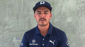 Farmers Insurance TV Spot, 'TaylorMade Driving Relief: Thank You Fans' Featuring Rickie Fowler - Thumbnail 3