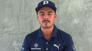 Farmers Insurance TV Spot, 'TaylorMade Driving Relief: Thank You Fans' Featuring Rickie Fowler - Thumbnail 4