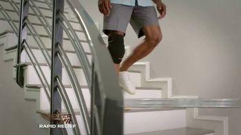 Copper Fit Rapid Relief Knee Wraps TV Spot, 'The Best Solution' - Thumbnail 5
