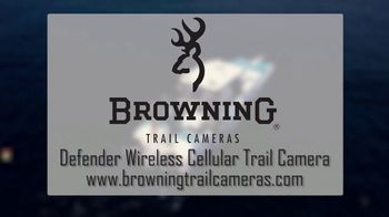 Browning Trail Cameras TV Spot, 'Mobile Security Cams: Boat' Featuring Jon Brunson - Thumbnail 7
