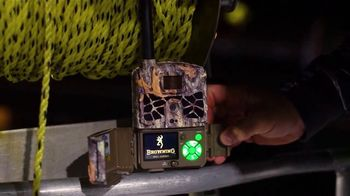 Browning Trail Cameras TV Spot, 'Mobile Security Cams: Boat' Featuring Jon Brunson