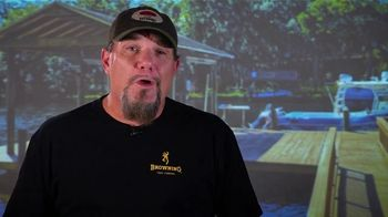 Browning Trail Cameras TV Spot, 'Mobile Security Cams: Boat' Featuring Jon Brunson - Thumbnail 6