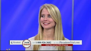Plexaderm Skincare Memorial Day Special TV Spot, 'Feel and Look Your Best'