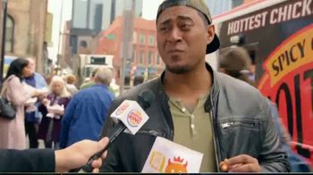 Burger King Spicy Nuggets TV Spot, 'Wait 'Til You Taste These: Free Delivery' - Thumbnail 6