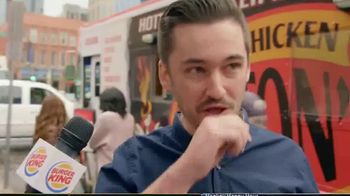 Burger King Spicy Nuggets TV Spot, 'Wait 'Til You Taste These: Free Delivery' - Thumbnail 7