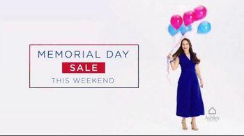 Ashley HomeStore Memorial Day Sale TV Spot, 'Virtual or In-Store' - Thumbnail 2