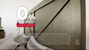 Ashley HomeStore Memorial Day Sale TV Spot, 'Virtual or In-Store' - Thumbnail 3