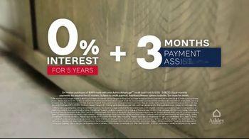 Ashley HomeStore Memorial Day Sale TV Spot, 'Virtual or In-Store' - Thumbnail 4