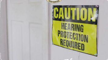 Precision Door Service TV Spot, 'Noisy Neighbor' - Thumbnail 2