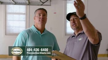 Precision Door Service TV Spot, \'Noisy Neighbor\'