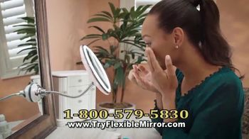Flexible Mirror TV Spot, 'Styling, Grooming and Accessorizing'