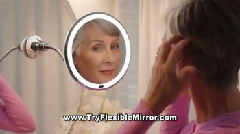 Flexible Mirror TV Spot, 'Styling, Grooming and Accessorizing' - Thumbnail 1