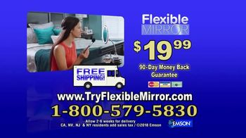 Flexible Mirror TV Spot, 'Styling, Grooming and Accessorizing' - Thumbnail 10