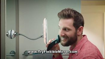 Flexible Mirror TV Spot, 'Styling, Grooming and Accessorizing' - Thumbnail 2