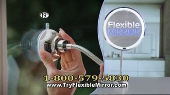 Flexible Mirror TV Spot, 'Styling, Grooming and Accessorizing' - Thumbnail 7