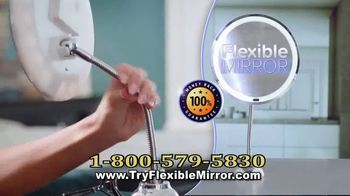 Flexible Mirror TV Spot, 'Styling, Grooming and Accessorizing' - Thumbnail 8