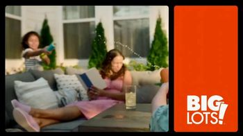 Big Lots Big Memorial Day Sale TV Spot, 'Outdoor Dining Sets' - Thumbnail 1