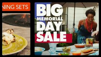 Big Lots Big Memorial Day Sale TV Spot, 'Outdoor Dining Sets' - Thumbnail 9