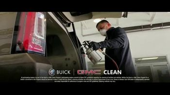 Buick & GMC TV Spot, 'We're Here to Help: Clean' [T1] - 359 commercial airings