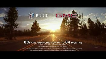 Buick & GMC TV Spot, 'We're Here to Help: Clean' [T1] - Thumbnail 2