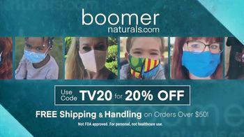 Boomer Naturals Face Masks TV Spot, 'Three Layers' - Thumbnail 9